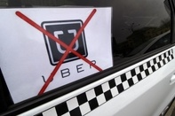 VARIOUS CITIES WORLDWIDE BANNED UBER
