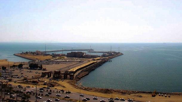 ساماندهی ورودی بزرگترین پایانه مسافری دریایی ایران در آستانه نوروز ۹۸