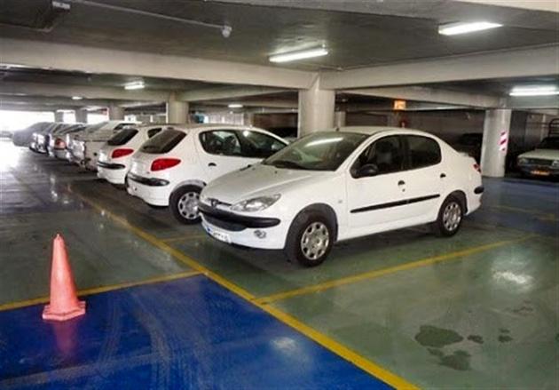 ۲۱ پارکینگ عمومی جدید در تهران ساخته می شود