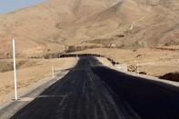 بازدید میدانی نماینده مردم شیروان و مدیرکل راه و شهرسازی خراسان شمالی از پروژه های راه سازی