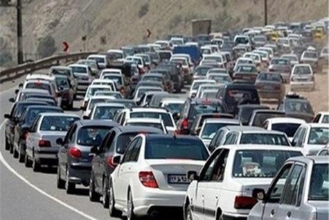 تردد در جادههای زنجان به مرز ۱.۵ میلیون خودرو رسید