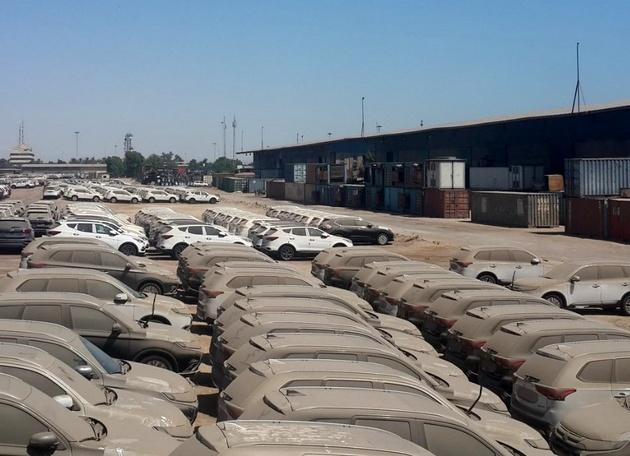 ابلاغ اصلاحیه مصوبه هیات وزیران درباره ترخیص خودروهای وارداتی