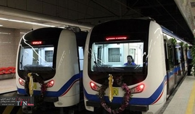 مراحل پایانی عملیات ساخت ایستگاه مترو شهر آفتاب