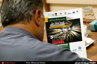 گزارش تصویری/ نشست خبری پنجمین نمایشگاه بین المللی حملونقل ریلی