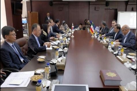 امضای ۲ یادداشت تفاهم ریلی میان ایران و کرهجنوبی