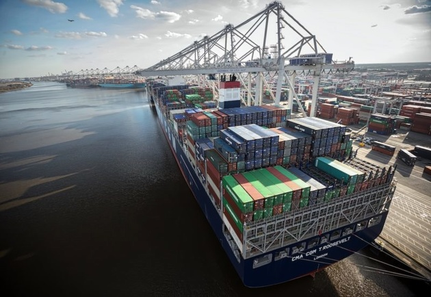Port of Savannah Handled a Record 4.2 Million TEU in FY 2018