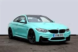 خاصترین رنگهای خودرو در جهان