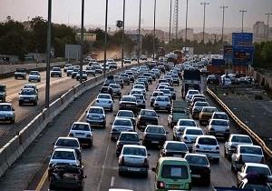 تردد جاده ای 6.5 درصد کاهش یافت