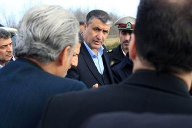 وزیر راه و شهرسازی از پایانههای مرزی و مسیر زائران اربعین بازدید میکند