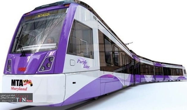 CAF awarded Maryland Purple Line LRV contract