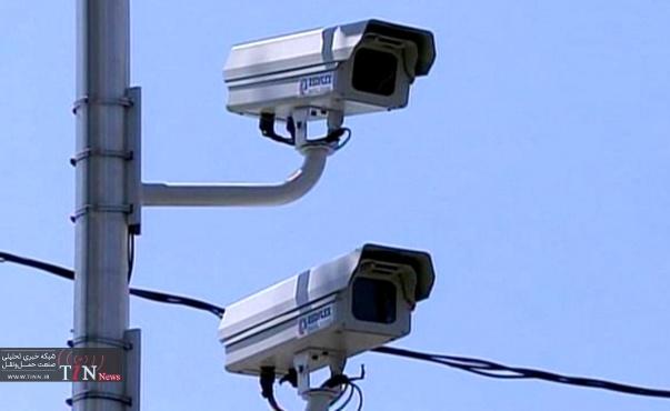 افزایش دوربینهای هوشمند جادهای اصفهان