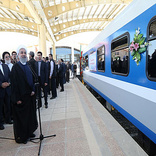 Iranian railway expansion continues
