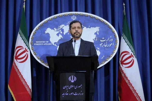 ایران درباره مصالح ملی خود مذاکره نمیکند