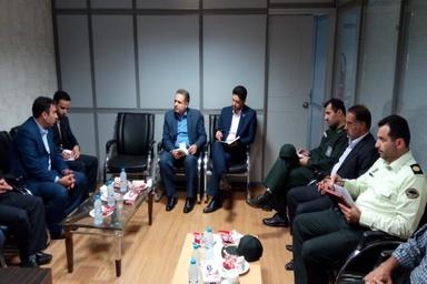 برگزاری اولین جلسه حج تمتع در فرودگاه رشت