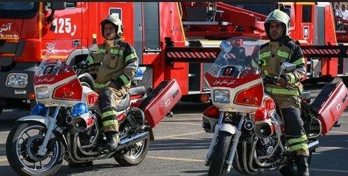 راهاندازی ۵۱۰ پایگاه آتشنشانی روستایی در دولت تدبیر و امید