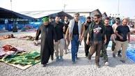 همت مضاعف شهرداری تهران برای تسهیل حضور زائران در مرزها