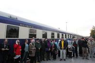 راهاندازی قطار گردشگری اهواز - خرمشهر