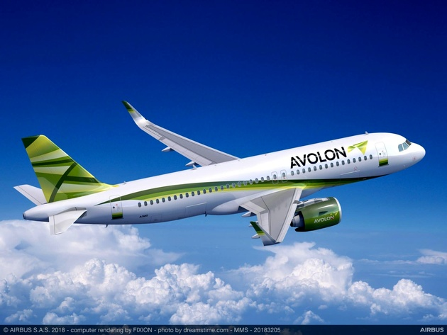 Avolon firms up order for 100 Airbus A320neo Family aircraft