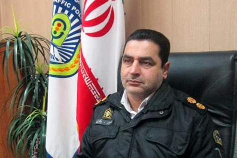 سوانح رانندگی در قزوین یک کشته و یک مجروح برجای گذاشت