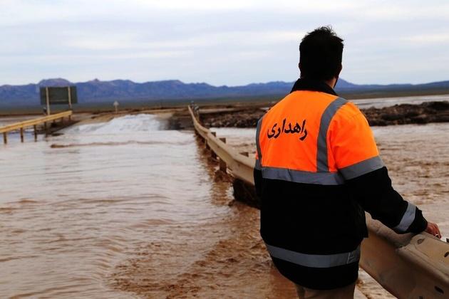 راه ارتباطی ۳۷ روستا در خراسان رضوی مسدود است