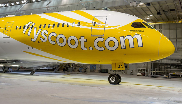 easyJet, Scoot and Singapore Airlines Announce Partnership