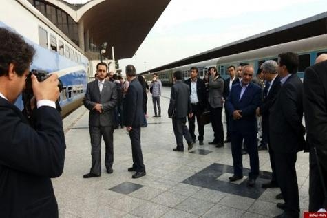 قطار گردشگری ایران و قزاقستان را به هم وصل میکند