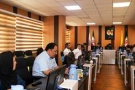 برگزاری دوره آموزشی سامانه هوش تجاری(Bi) در اداره کل راه آهن هرمزگان
