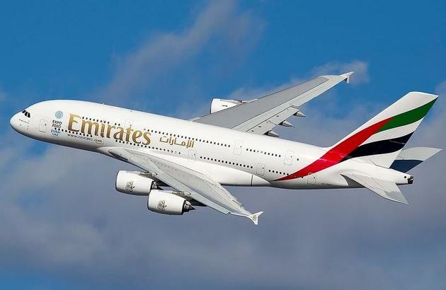 کاهش بیسابقه سود شرکت هواپیمایی امارات