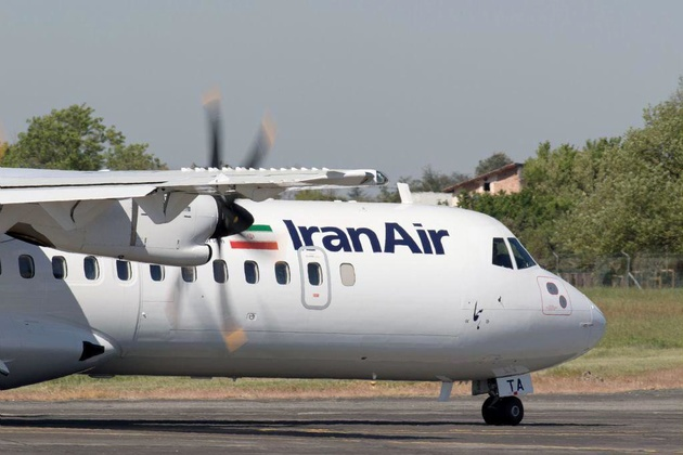 برقراری پروازهای مجدد «هما» به شاهرود با هواپیماهای ATR