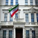 مسدود شدن سفارت ایران در انگلیس
