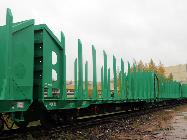 Timber wagons ordered