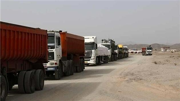 اعزام ناوگان جادهای به مرز میلک با افغانستان ممنوع شد