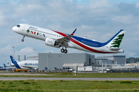 Middle East Airlines Takes Delivery of an A321neo