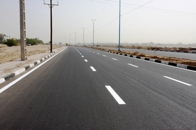 یک راننده: به وضعیت خطرناک خروجی و ورودی زرین شهر-دیزیچه رسیدگی کنید
