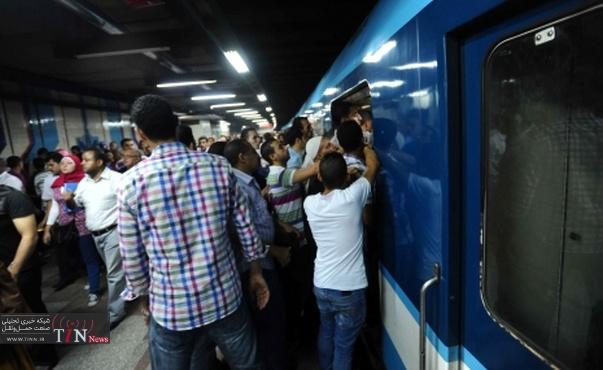 نسخه موقتی برای ازدحامزدایی از مترو