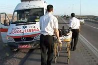 سهم حوادث ترافیکی از ماموریتهای اورژانس