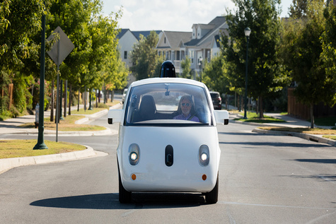 California wants to allow self-driving car tests without human drivers