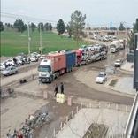 افزایش ترانزیت از پایانه مرزی دوغارون