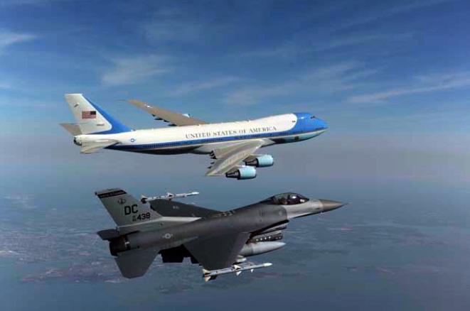 هواپیمای رییس جمهور