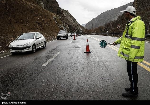 محدودیتهای ترافیکی 14 و 15 خرداد در جادههای شمالی