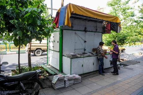 کیوسکها؛ منبع مالی مغفول مانده شهرداری تهران