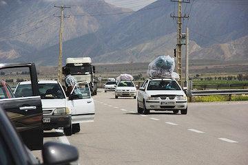 ثبت بیش از یک میلیون و ۱۹۸ هزار تردد در استان اردبیل