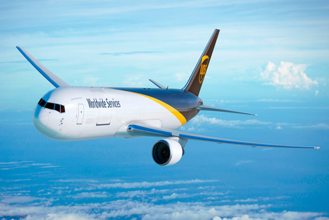 UPS Orders Three 767 Boeing Converted Freighters