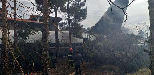 اسامی کشتهشدگان حادثه هواپیما اعلام شد