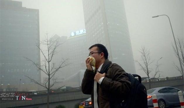لغو ۲۲۰ پرواز در چین بهدلیل آلودگی شدید هوا