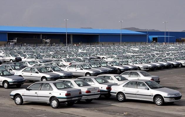 احتکار خودرو در انبارهای خودروسازیها تایید شد؟