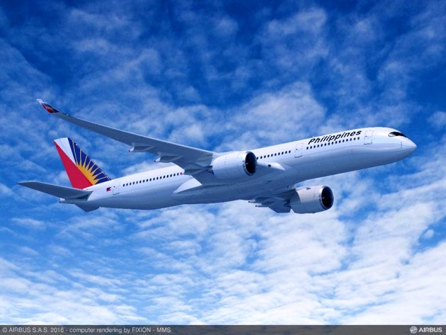 PAL and SMBC Agree A350 Deal