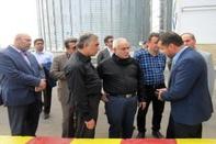 بازدید مدیرعامل موسسه مالی و اعتباری کوثر از پروژه های تایدواتر در بندر امیرآباد