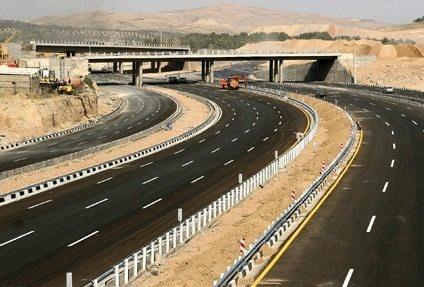 باند جنوبی آزادراه تهران- شمال مسدود شد