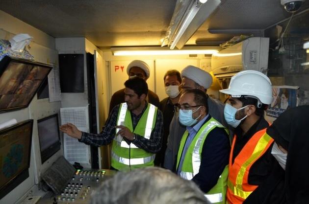 پروژه قطار شهری تبریز با سرعت خوبی در جریان است